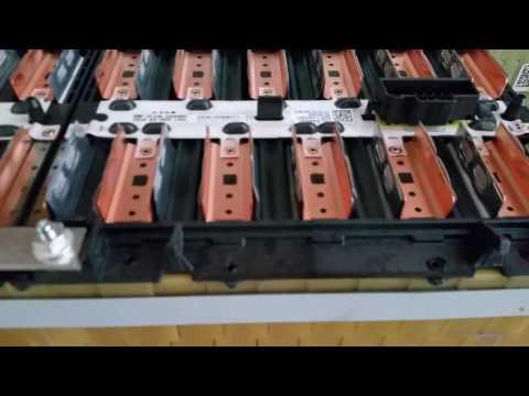 Chevy volt batteries: 2016 Gen2 vs 2013 Gen1