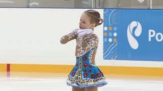 Елизавета Берестовская КП - Первенство России 2018. Младший возраст