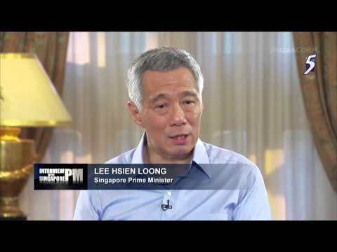 Interview With Singapore Prime Minister - 16Jan2015