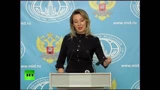 Мария Захарова пообещала рассказать о своем хобби польской радиостанции