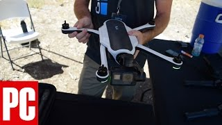 Hands On With GoPros Karma Drone