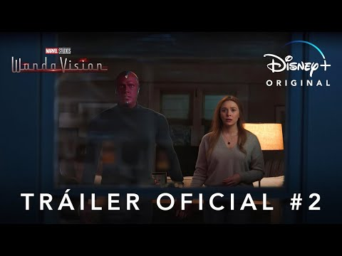 WandaVision | Marvel Studios | Tráiler Subtitulado | Disney+ las series de disney plus 2021