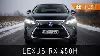 2016 Lexus RX 450h Prestige test PL Project Automotive