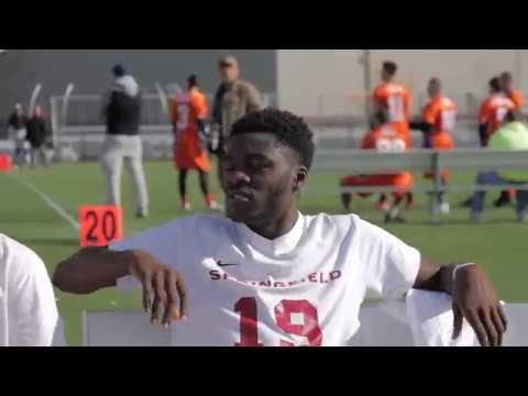 Springfield College Men's Soccer Highlights - November 4, 2017