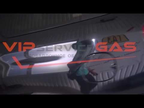 ГБО на Toyota Sequoia-ГБО 4 поколения. Газ на Toyota Sequoia (ГБО ХАрьков)