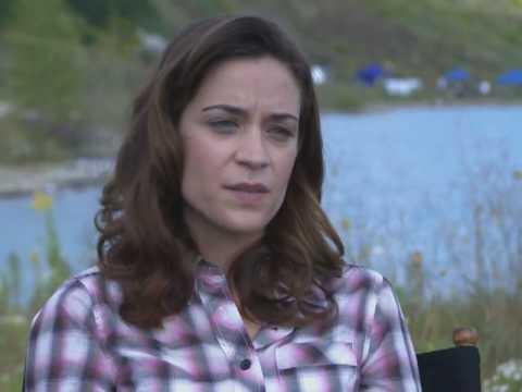 EXCLUSIVE  The Wild Girl  Kathleen Munroe on working with Matthew Edison  Hallmark Movie Channel