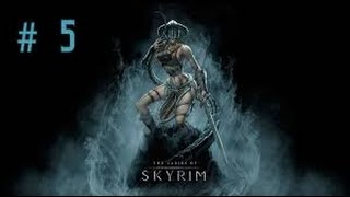 The Elder Scrolls V:Skyrim #5:Собираем квесты