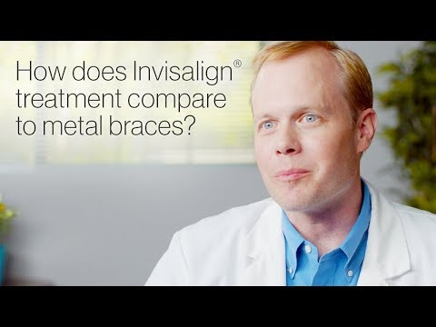 Orthodontist Testimonial | Invisalign Clear Aligners vs. Traditional Braces