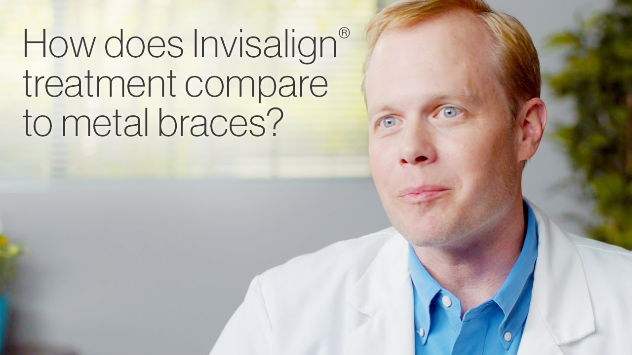 Orthodontist Testimonial | Invisalign Clear Aligners Vs. Traditional Braces | Invisalign