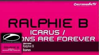 Ralphie B - Icarus (Original Mix)