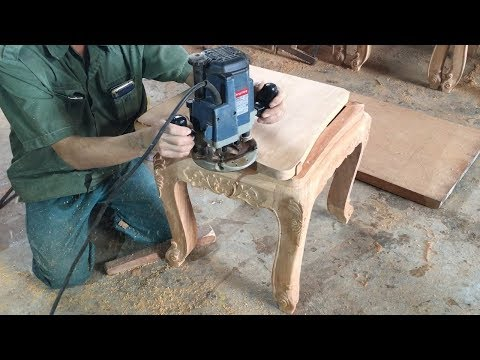 how-to-build-dining-chairs-with-extremely-wonderful-carved-wood-details-//-woodworking-project!