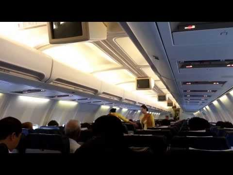 Lao Central Airlines - Bangkok to Vientiane