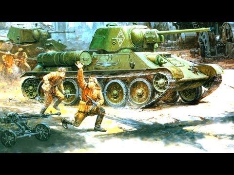 видео: Почти завершение сборки модели танка Т-34 tamiya. Часть - 10. Стендовый моделизм. Танк Т-34