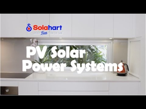 Solahart Newcastle - PV Systems