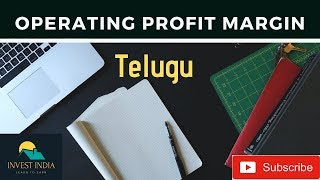 Operating Profit Margins Explanation In Telugu