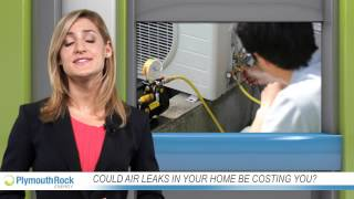 Could air leaks in your home be costing you