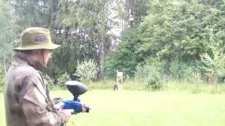 видео маркер для пейнтбола