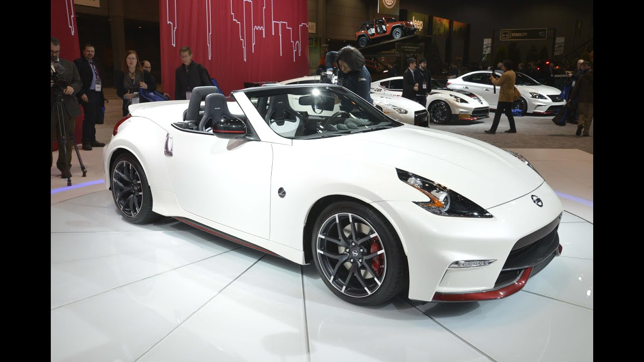 2016 Nissan 370Z Convertible   YouTube