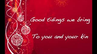 We Wish You A Merry Christmas Karaoke