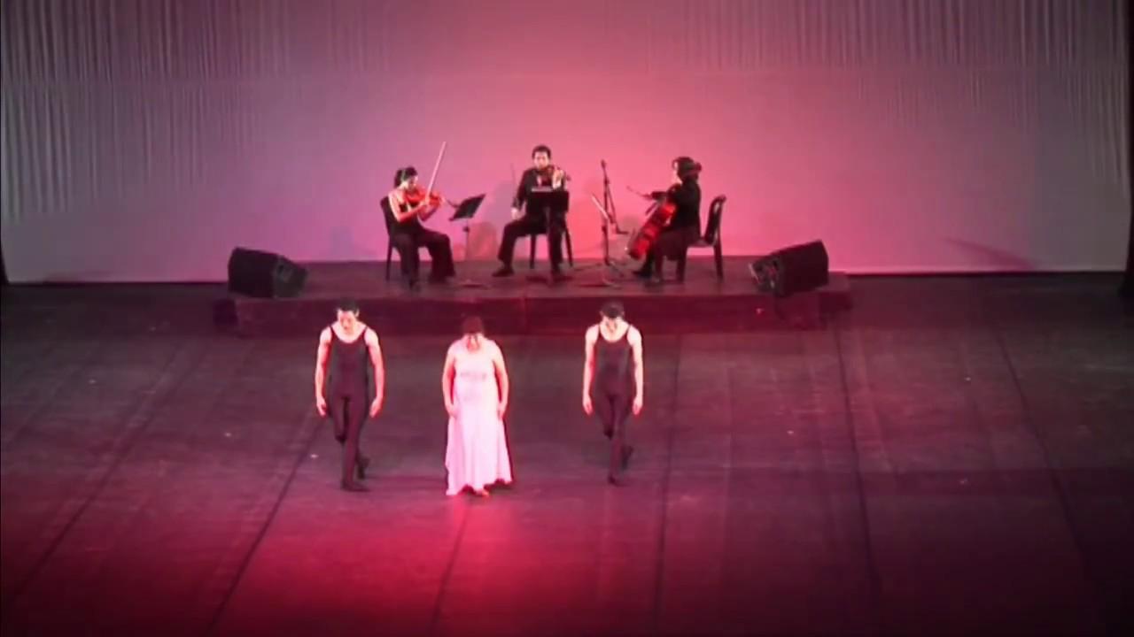 Maestra Isabel Cecilia Rodriguez (Ballet)