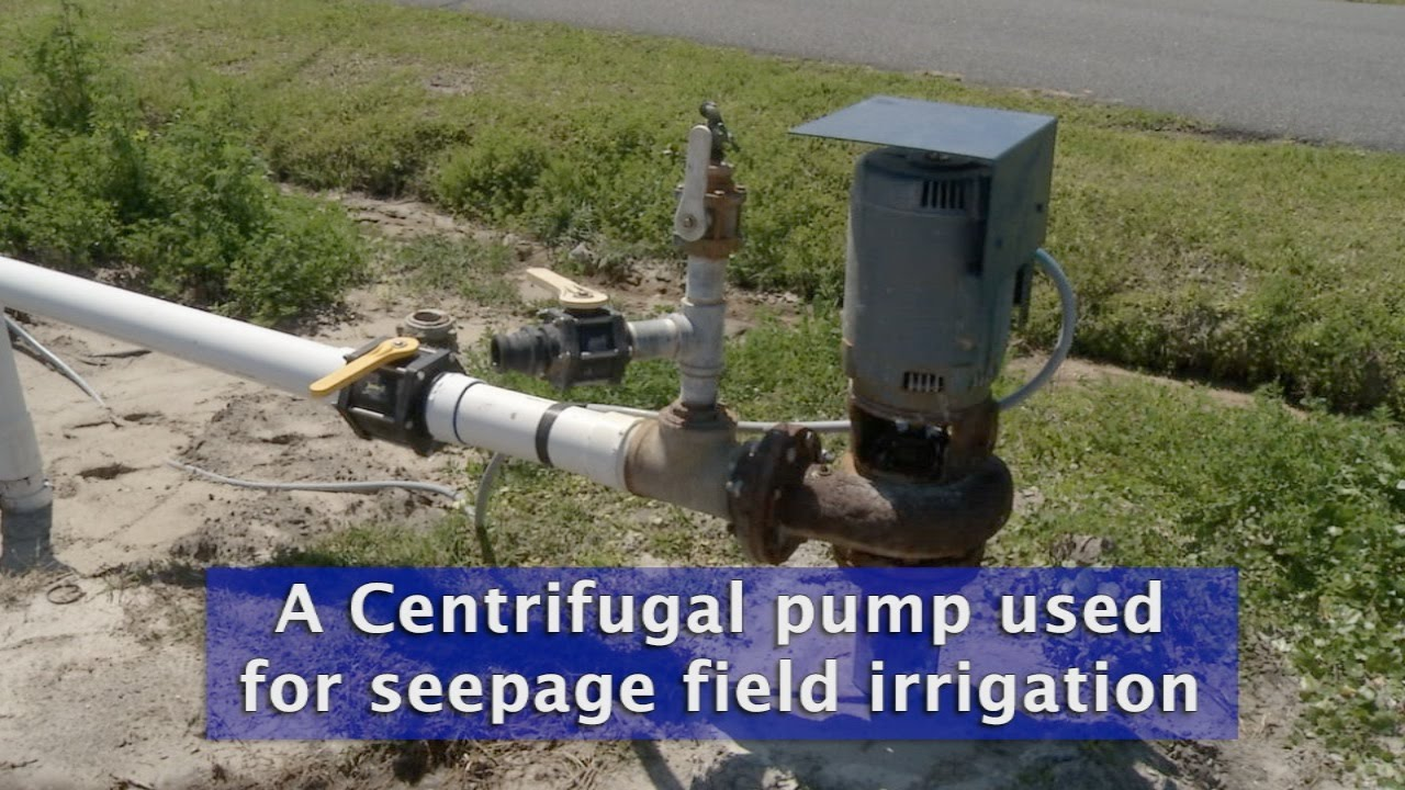Water Well Pump System Design