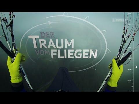 Der Traum vom Fliegen - 220 Kilometer mit dem Gleitschirm über die Alpen (22.08.2015, komplett) [HD]