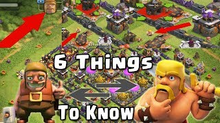 CLASH OF CLANS - 6 THINGS YOU DIDN'T NOTICE AFTER BUILDER LEFT YOUR VILLAGE!