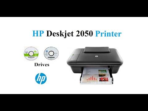HP Deskjet 2050 Driver