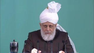Freitagsansprache 11.03.2016 - Islam Ahmadiyya