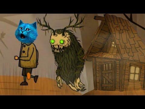 СТРАШНАЯ СКАЗКА Creepy Tale Приключения МАЛЬЧИКА в ЛЕСУ Прохождение КОТЁНОК ЛАЙК