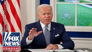'The Five' react to Biden's tanking poll numbers