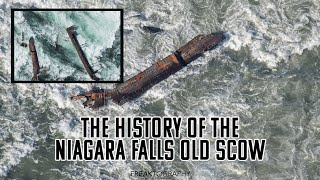 The Iron Scow Moving A Century's History | A New Chapter for the Niagara Falls Old Scow