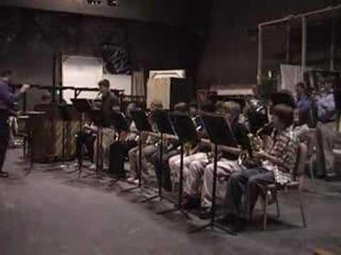 Sweet Georgia Brown - Boscobel High School Jazz Band