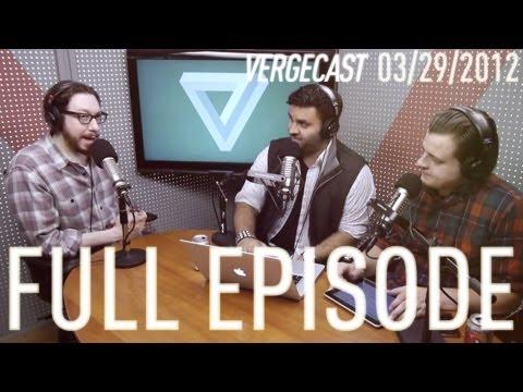 The Vergecast 024: Lumia 900, Paper, and RIM news
