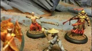 KFG Game Knights Miniatures Hell Dorado Warmachine Hordes 40K.mov