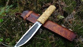 Jakutský nůž Yakut knife II