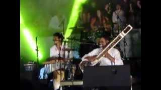 Penang World Music Festival 2013 -- AkashA/Malaysia -- 1