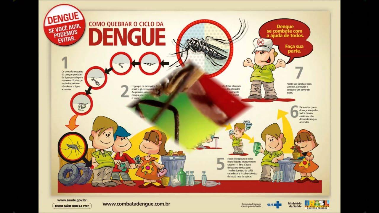 Excepcional Projeto Todos Contra a Dengue - YouTube UI32