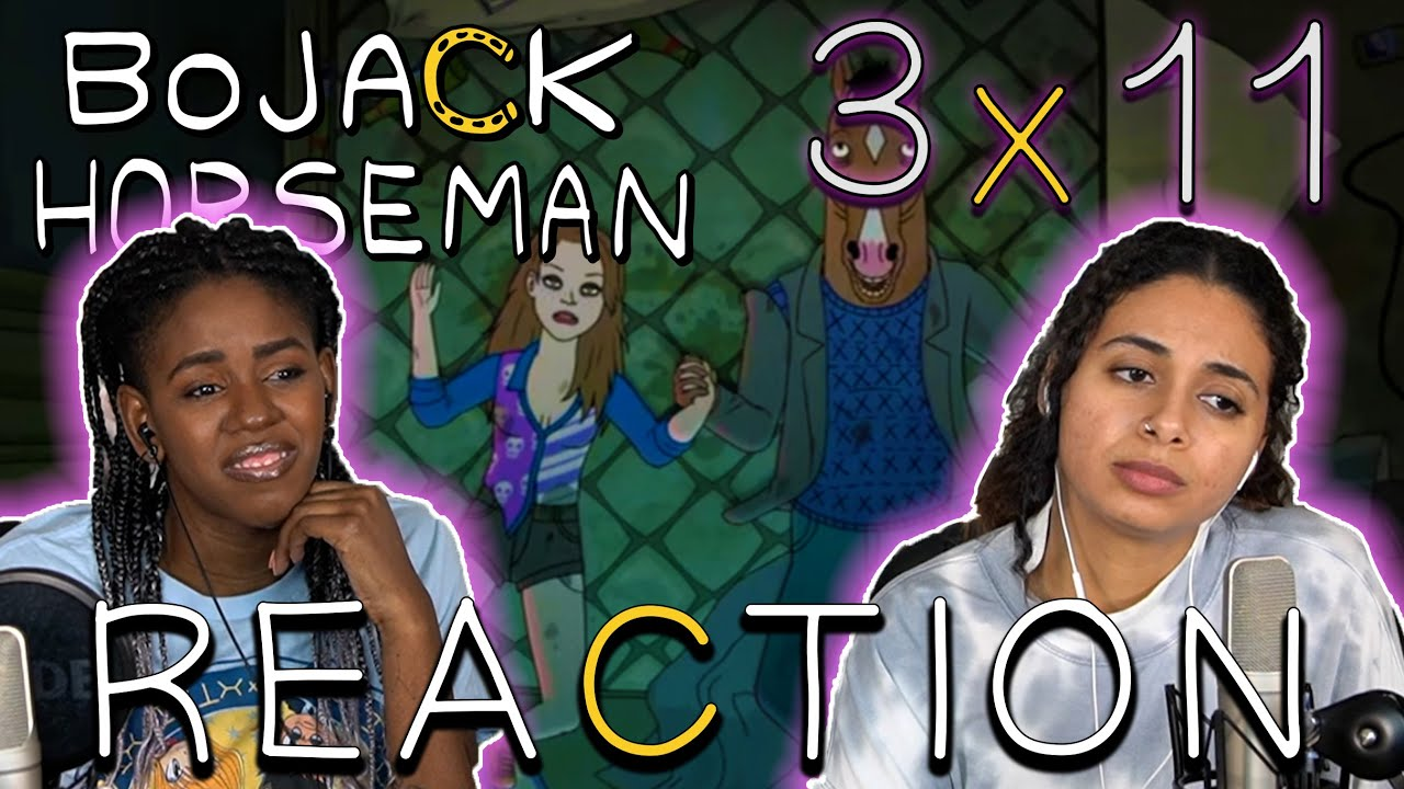 """Download Bojack Horseman 3x11 - """"That's Too Much, Man!"""" REACTION!!"""