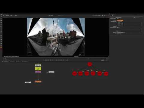 Nuke102 38  360˚ VR Compositing   Creating 3D Environment Maps