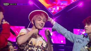 뮤직뱅크 8월 5주 1위 방탄소년단   IDOL 세리머니 Cut
