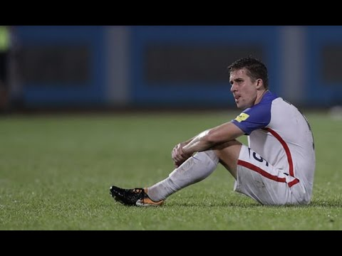 Woeful USA fail to make 2018 World Cup after loss to Trinidad & Tobago