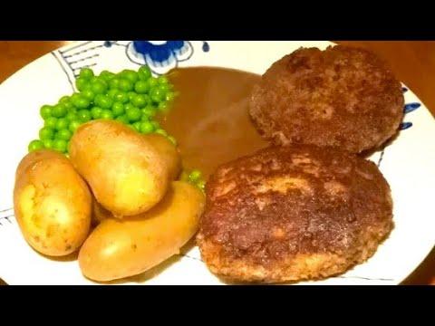 """""""sauce-brune""""-la-plus-populaire-au-danemark-à-manger-avec-viande-&-pommes-de-terre---recette-#250"""