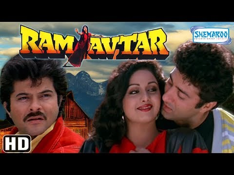 Ram Avtar (HD) - Sunny Deol | Sridevi | Anil Kapoor - Superhit Hindi Movie With Eng Subtitles thumbnail