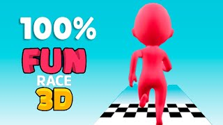 Fun Race 3D - All Levels