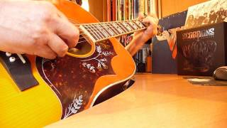 SCORPIONS House Of Cards Cover Guitar Parts With Chords