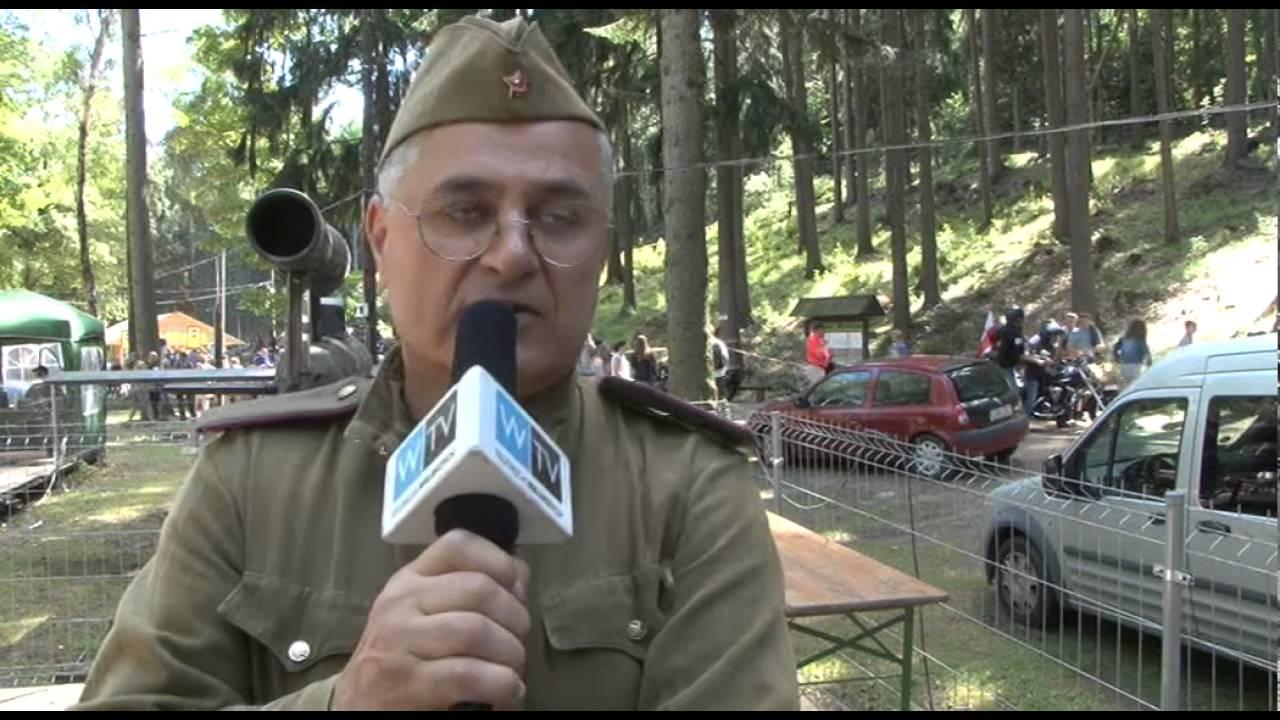 Telewizja Wałbrzych - Ostatni, były więzień Riese odwiedził Włodarz