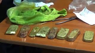 В Нерюнгри задержан житель Магадана, который пытался вывезти золото