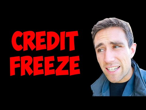 How to be IMMUNE to Identity Theft: Credit Monitoring EXPOSED.