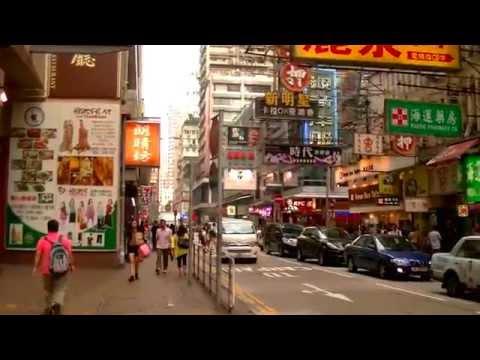 2017-香港自由行-九龍旺角cordis康得思(朗豪)酒店langham-place朗豪坊週邊沿途實景